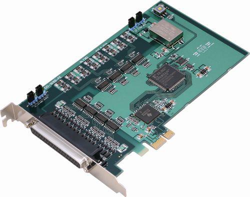 【新品/取寄品/代引不可】PCI Express対応 絶縁型デジタル入出力ボード(電源内蔵) DIO-1616B-PE