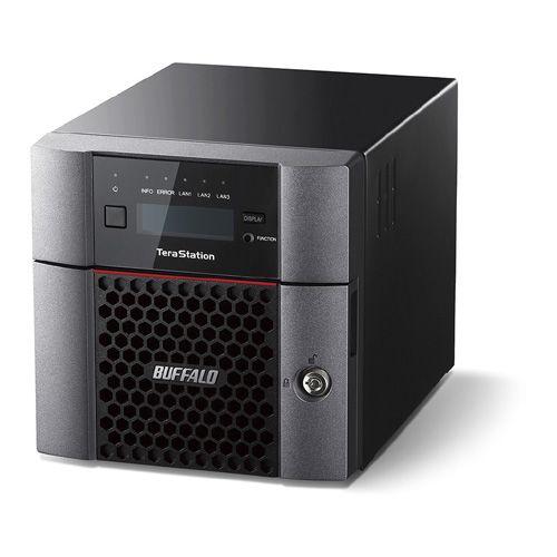 【新品/取寄品/代引不可】TeraStation TS5210DFシリーズ 2ベイ SSD 512GB TS5210DF00502