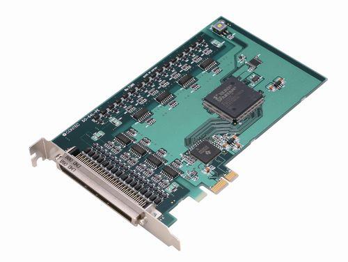 【新品/取寄品/代引不可】PCI Express対応 絶縁型デジタル出力ボード DO-64L-PE