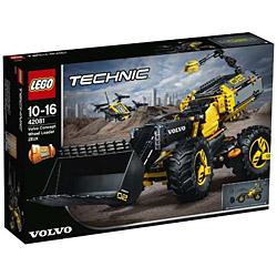 【新品/在庫あり】レゴ 42081 テクニック ボルボ コンセプトホイールローダー ZEUX