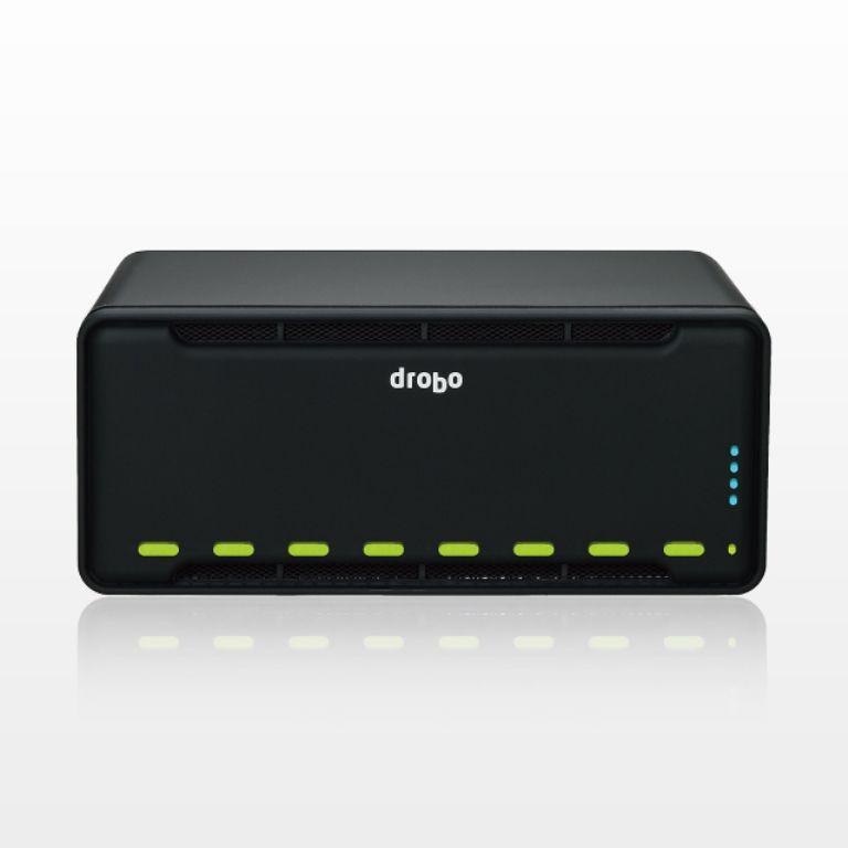 【新品/取寄品/代引不可】Drobo B810i iSCSI対応 HDDケース(3.5インチ×8bay) PDR-B810I/C