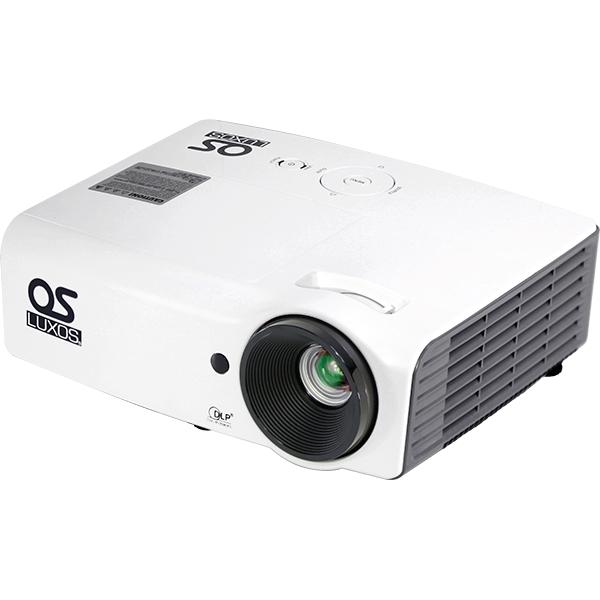 【新品/取寄品/代引不可】DLP方式SVGA・オーエスプロジェクターLUXOS LP-300SV1
