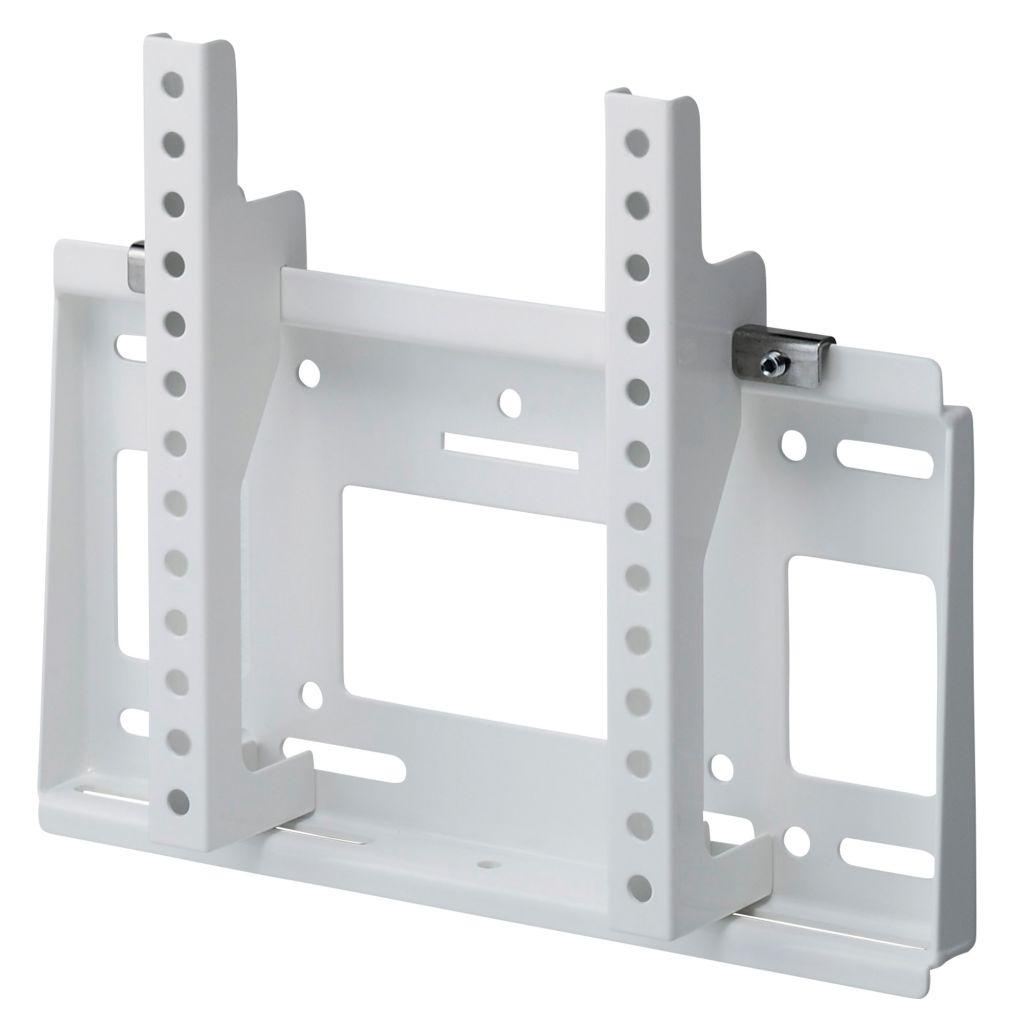 【新品/取寄品/代引不可】MHシリーズ 壁掛金具 角度固定タイプ ~43V型 ホワイト MH-451W