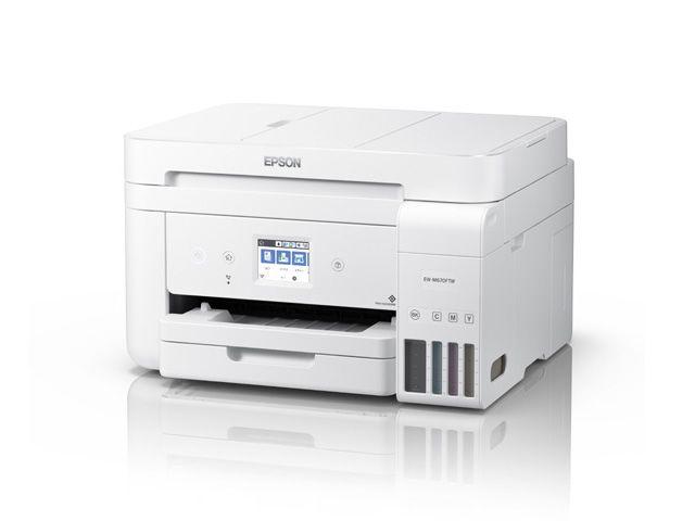 【新品/取寄品】エコタンク搭載プリンター EW-M670FTW(ホワイトモデル/A4カラー/コピー/スキャン/プリント/FAX/ADF搭載/有線・無線LAN/4色) EW-M670FTW, 茨木市:07e82793 --- data.gd.no