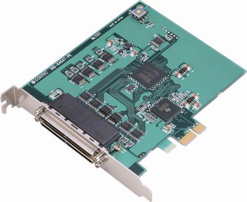 【新品/取寄品/代引不可】PCI Express対応 非絶縁型デジタル入出力ボード DIO-6464T-PE