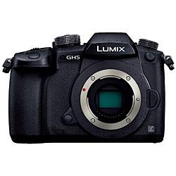【新品/取寄品】LUMIX DC-GH5 ボディ