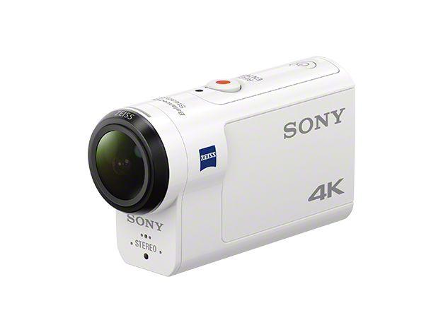 【新品/取寄品/代引不可】デジタル4Kビデオカメラレコーダー アクションカム FDR-X3000