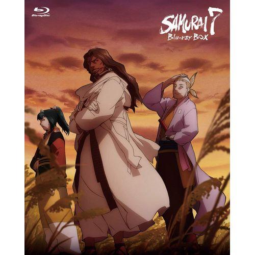 【新品/取寄品】アニメ「SAMURAI7」Blu-ray BOX