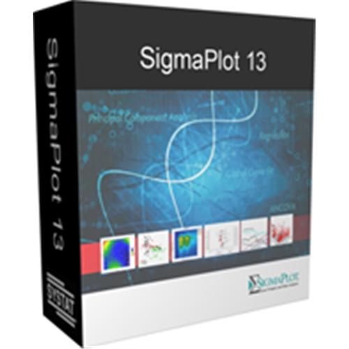 【新品/取寄品】SigmaPlot 13 教育用 ダウンロード版
