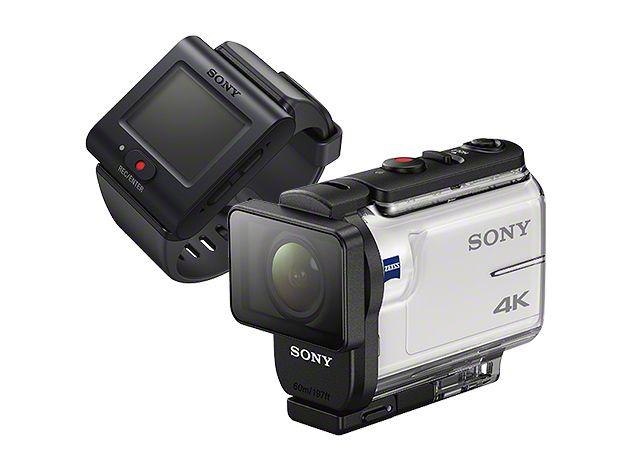 【新品/取寄品】デジタル4Kビデオカメラレコーダー アクションカム FDR-X3000R