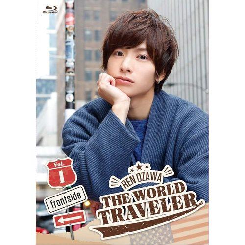 【新品/取寄品】小澤廉 THE WORLD TRAVELER「frontside」Vol.1