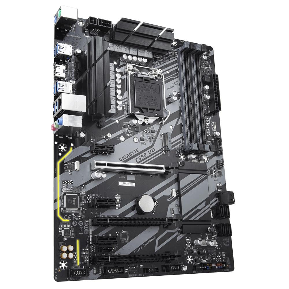 【新品/取寄品/代引不可】GIGABYTE Z390チップセット搭載マザーボード Z390 UD Z390 UD