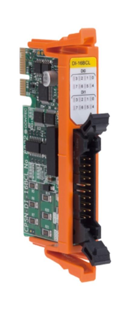 【新品/取寄品/代引不可】nanoシリーズ デジタル入力 CPSN-DI-16BCL