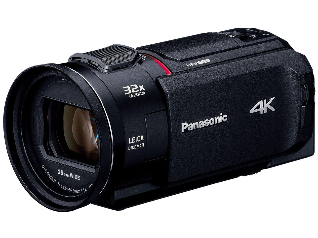 【新品/在庫あり】デジタルビデオカメラ HC-WX1M ブラック