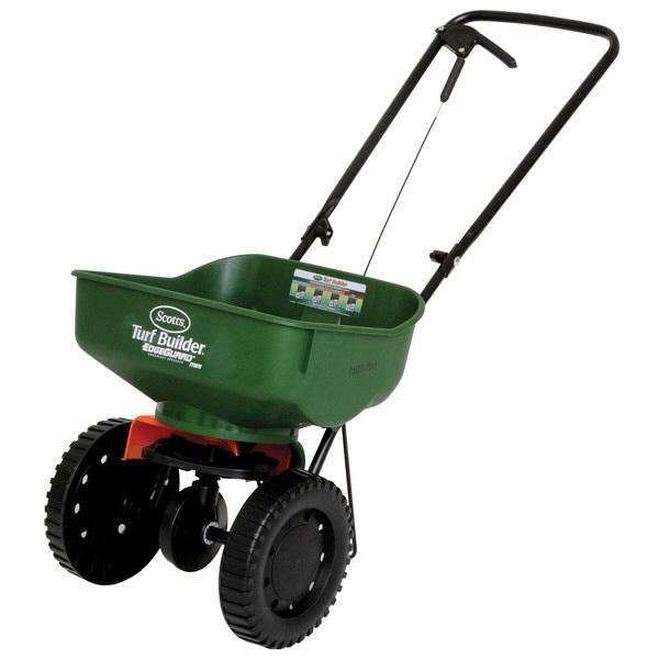 【新品/取寄品】キンボシ スコッツ 肥料散布機エッジガードミニ 15L SEG-1500M