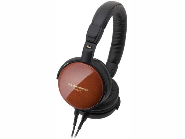 【新品/取寄品】ポータブルヘッドホン EARSUIT ATH-ESW950 ブラウン