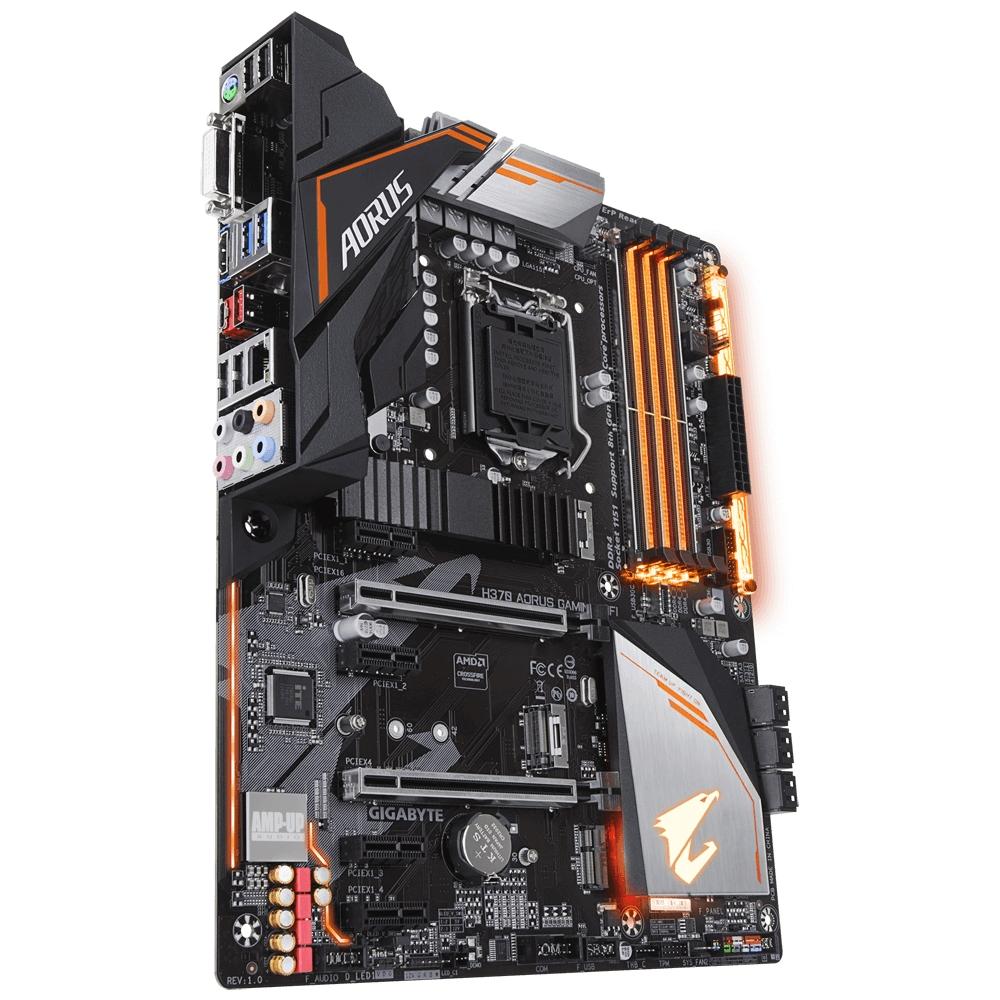 【新品/取寄品/代引不可】GIGABYTE H370チップセット搭載マザーボード H370 AORUS Gaming 3 WIFI H370 AORUS GAMING3 WIFI