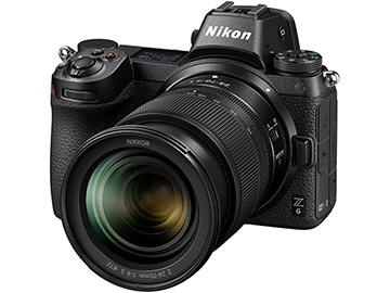 【新品/取寄品】ミラーレスカメラ Z 6 24-70 レンズキット