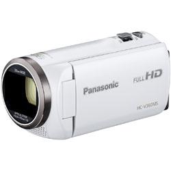 【新品/取寄品】デジタルハイビジョンビデオカメラ HC-V360MS-W ホワイト