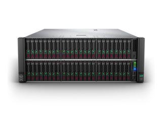 【新品/取寄品/代引不可】DL580 Gen10 Xeon Gold 5120 2.2GHz 2P28C 64GBメモリ ホットプラグ 8SFF(2.5型) P408i-p/2GB 1Gb NICx4 800W電源x4 ラック モデル 869848-2
