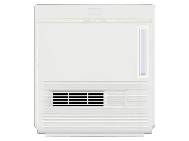 【新品/在庫あり】加湿セラミックファンヒーター EFH-1219D-W ホワイト