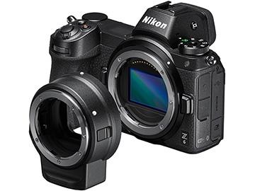【新品/取寄品】ミラーレスカメラ Z 6 FTZ マウントアダプターキット