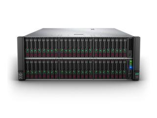 【新品/取寄品/代引不可】DL580 Gen10 Xeon Platinum 8164 2.0GHz 4P104C 256GBメモリ ホットプラグ 8SFF(2.5型) P408i-p/2GB 10Gb NICx2 1600W電源x4 OneView