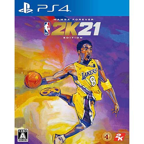 [09月04日発売予約][PS4ソフト] NBA 2K21 マンバ フォーエバー エディション [PLJS-36159]