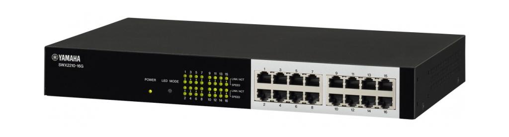 【新品/取寄品/代引不可】スマートL2スイッチ SWX2210-16G SWX2210-16G