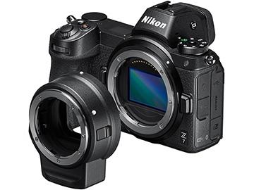 【新品/在庫あり】ミラーレスカメラ Z 7 FTZマウントアダプターキット