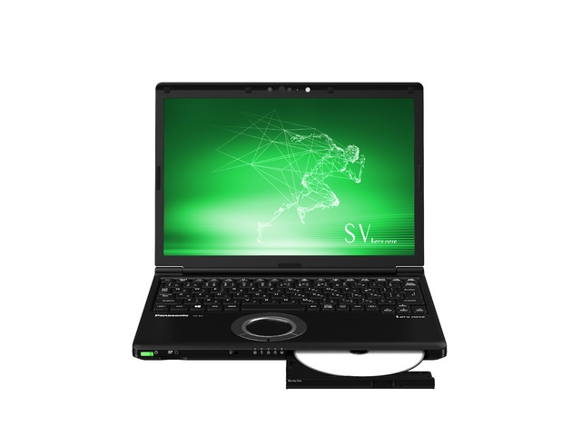 【新品/在庫あり】Let's note SV8 CF-SV8DFNQR (i7、ブラック、SSD512、LTE対応、ブルーレイディスクドライブ、Office2019搭載モデル)