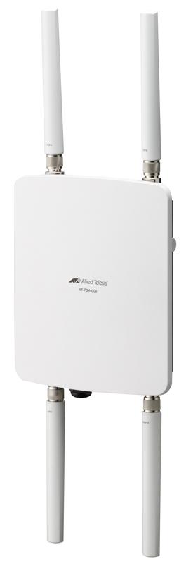 【新品/取寄品/代引不可】AT-TQ4400e-N7アカデミック[IEEE802.11a/b/g/n/ac対応 屋外無線LANアクセスポイント、10/100/1000BASE-Tx1(PoE-IN)(デリバリースタンダード保守7付)] 3342RN7