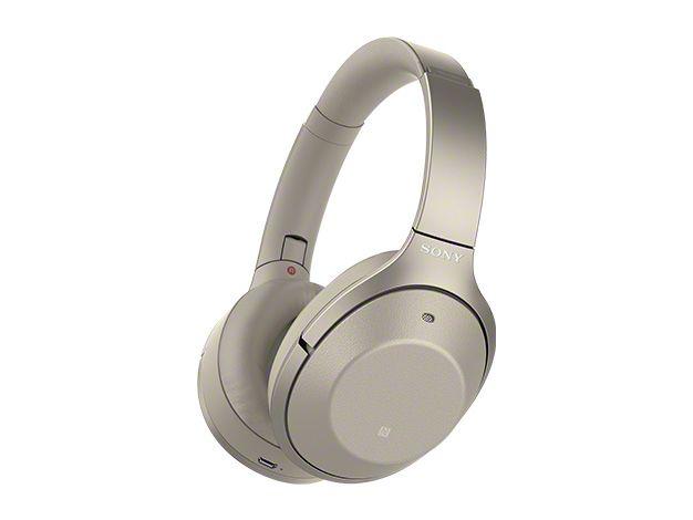 新品 在庫あり 送料0円 ワイヤレスノイズキャンセリングステレオヘッドセット WH-1000XM2-N 売却 シャンパンゴールド