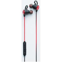 【新品/取寄品】HP-G100BTR レッド IPX7対応 防水Bluetoothイヤホン