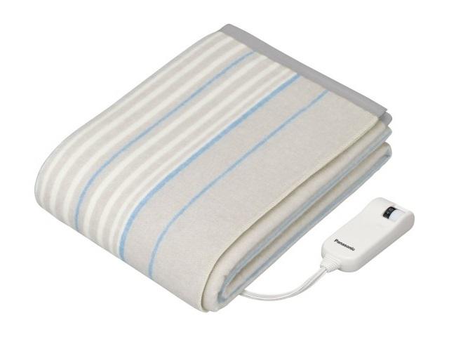 【新品/取寄品】電気かけしき毛布(シングルMサイズ) DB-RP1M-H ライトグレー