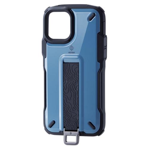 【新品/取寄品/代引不可】iPhone 11 Pro/NESTOUT/Trekking/スモーキーブルー PM-A19BNESTTBU