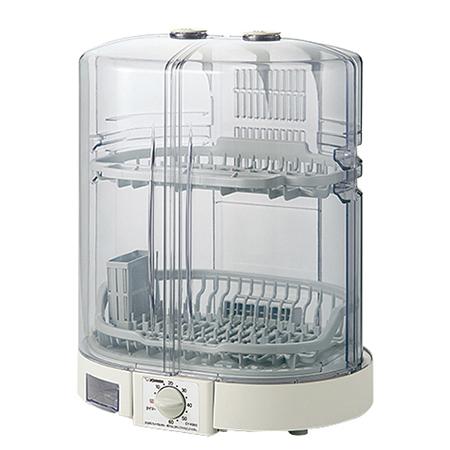 【新品/在庫あり】象印 食器乾燥機 EY-KB50-HA グレー (5人用/たて型)