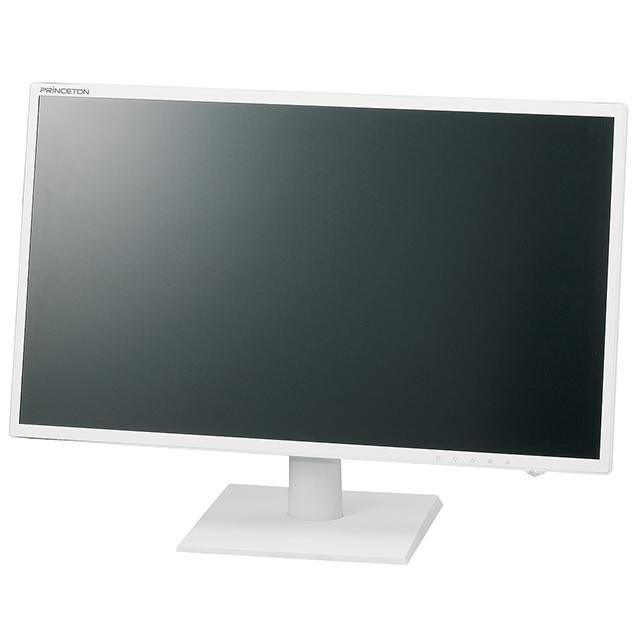 【新品/取寄品/代引不可】広視野角パネル採用 白色LEDバックライト 21.5型ワイドカラー液晶ディスプレイ(ホワイト) PTFWLD-22W
