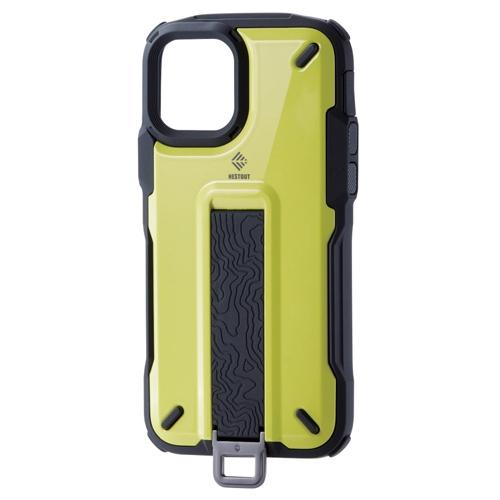 【新品/取寄品/代引不可】iPhone 11 Pro/NESTOUT/Trekking/ライムイエロー PM-A19BNESTTYL