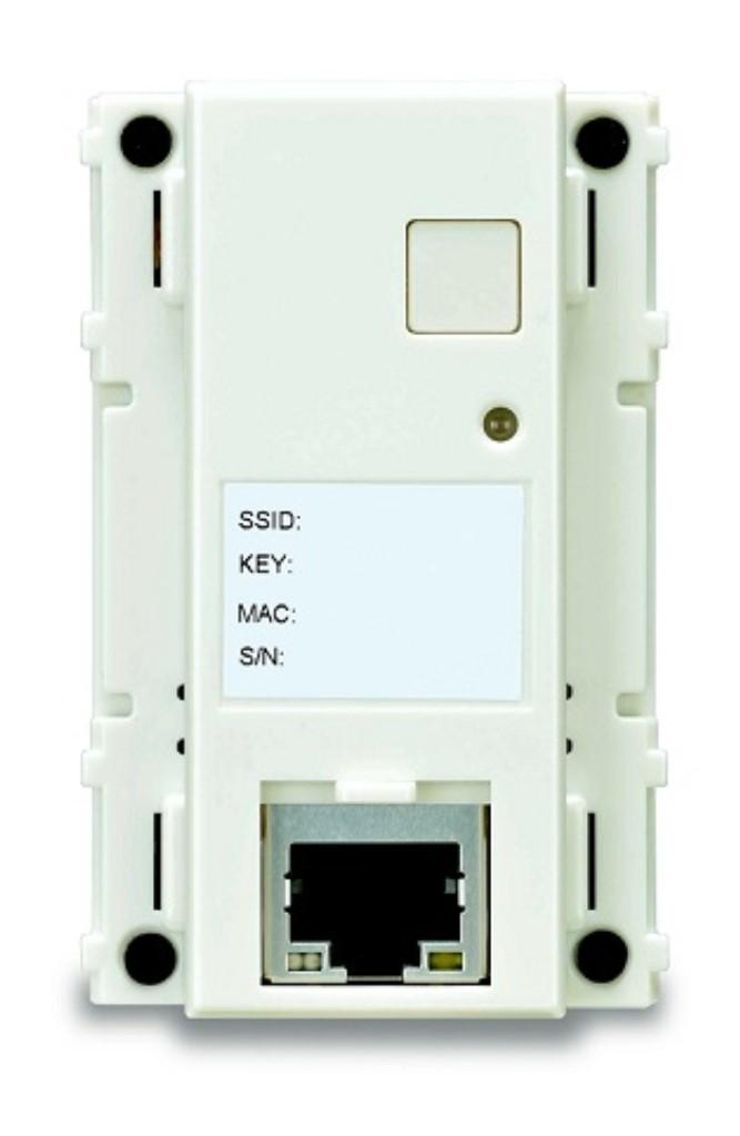 【新品/取寄品/代引不可】コンセント埋込型AP(300Mbps) AE1031