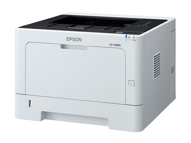 【新品/取寄品/代引不可】ビジネスプリンター LP-S180D(モノクロページプリンター/A4対応/30PPM/両面印刷) LP-S180D