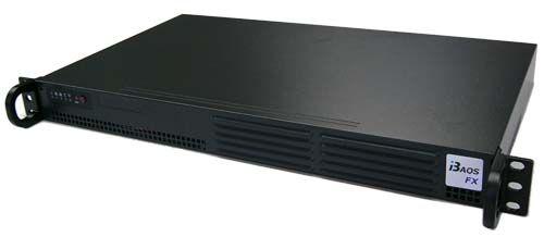 【新品/取寄品/代引不可】冗長用 iBAQS-FX02 500 iBAQS-FX 冗長用 認証アプライアンス(1U BOX)クライアントPC数:500台 0836R