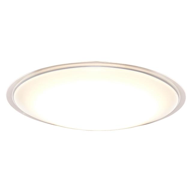 【新品/取寄品/代引不可】LEDシーリングライト 5.11 音声操作 クリアフレーム12畳調色 CL12DL-5.11CFV
