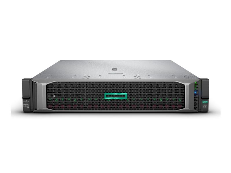 【新品/取寄品/代引不可】DL385 Gen10 EPYC 7551 2.0GHz 1P32C 32GBメモリ ホットプラグ 8SFF(2.5型) P408i-a/2GB 800W電源 ラックGSモデル P09708-291