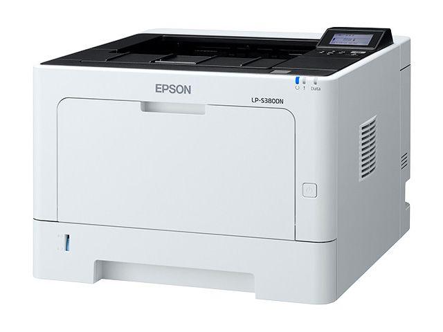 【新品/取寄品】ビジネスプリンター LP-S380DN(モノクロページプリンター/A4対応/40PPM/有線LAN/両面印刷) LP-S380DN