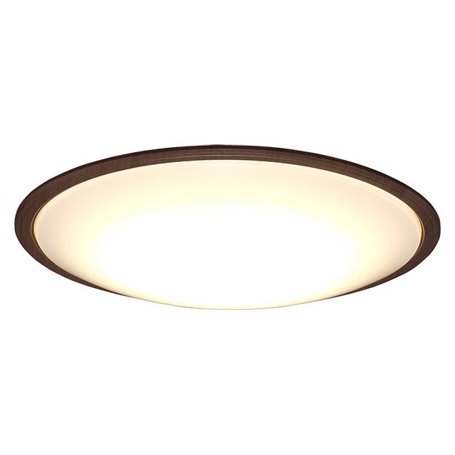 【新品/取寄品/代引不可】LEDシーリングライト 5.11 音声操作 ウッドフレーム12畳調色 CL12DL-5.11WFV-M