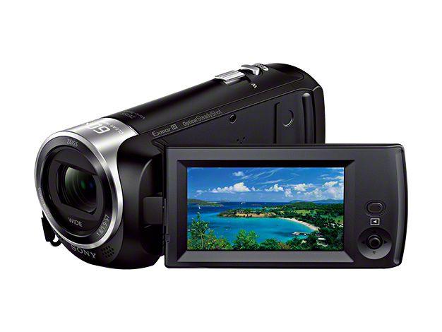 【新品/在庫あり】デジタルHDビデオカメラレコーダー Handycam HDR-CX470-B ブラック
