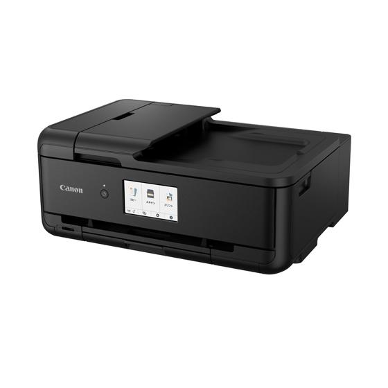 【新品/取寄品/代引不可】インクジェット複合機 TR9530 BLACK[2994C001] TR9530BK