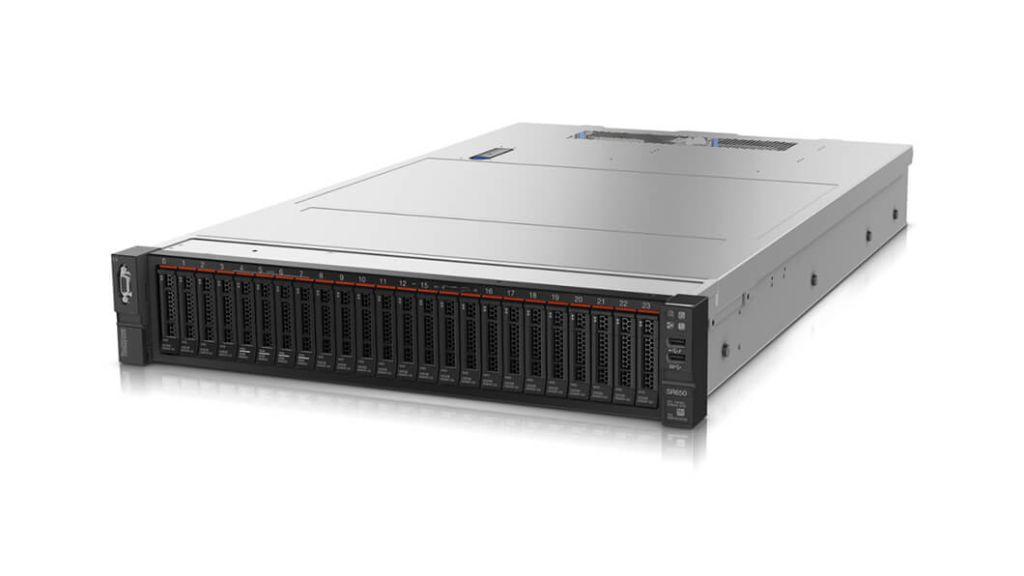 【新品/取寄品/代引不可】ThinkSystem SR650 モデル7X06A08UJP 7X06A08UJP
