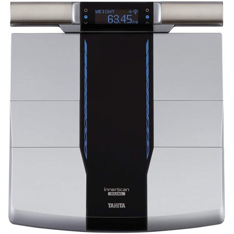 【新品/在庫あり】タニタ デュアルタイプ体組成計 インナースキャンデュアル RD-800-BK [ブラック]